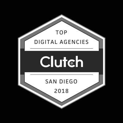 los angeles digital marketing agency award