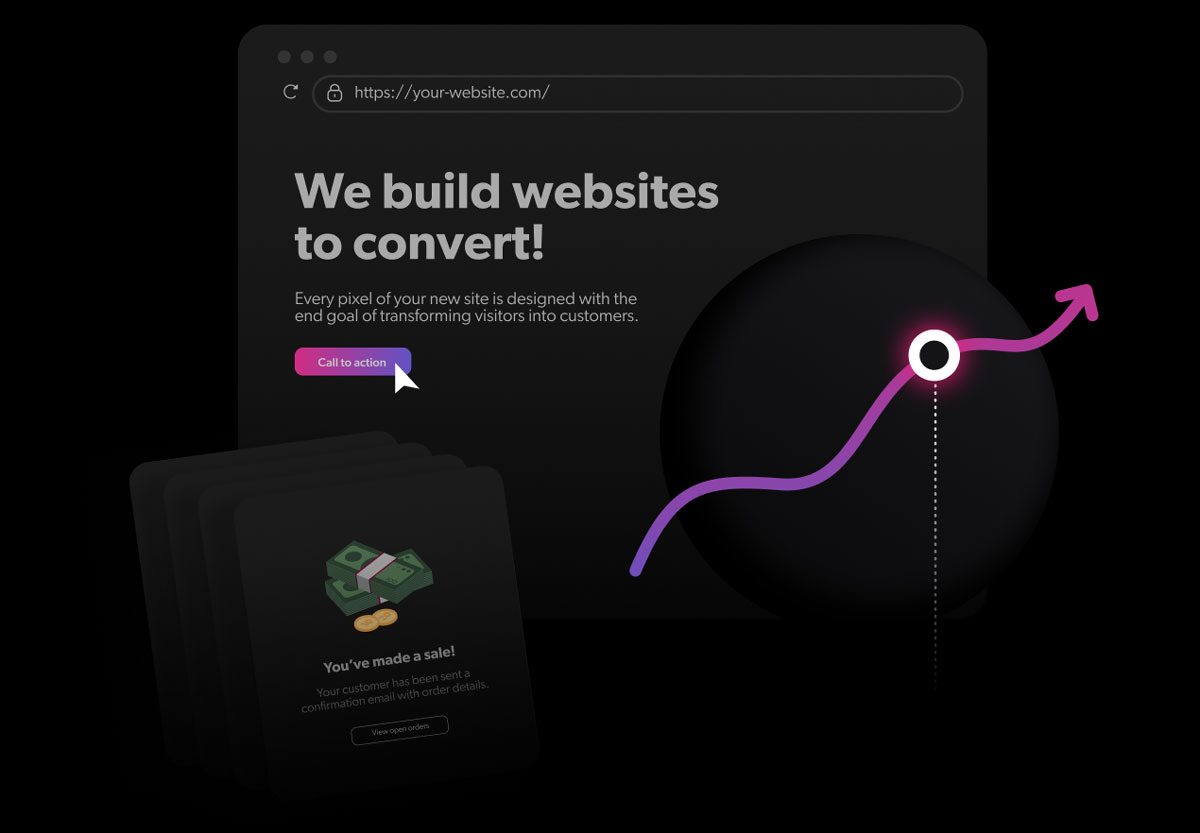 website development digital marketing agency